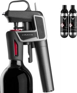 Coravin Model Two Premium, with two argon capsules