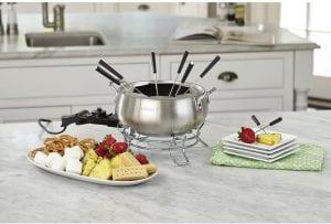 cuisinart electric fondue maker