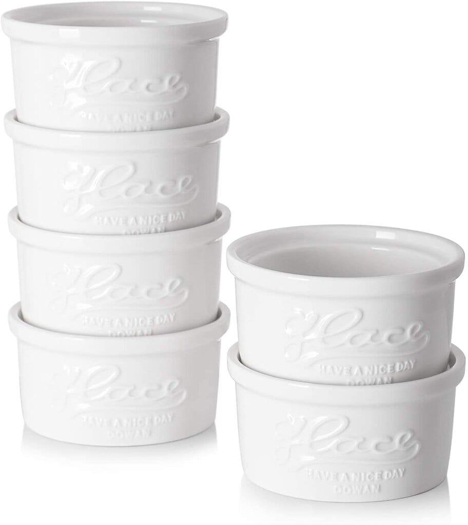 Dowan Porcelain Ramekins