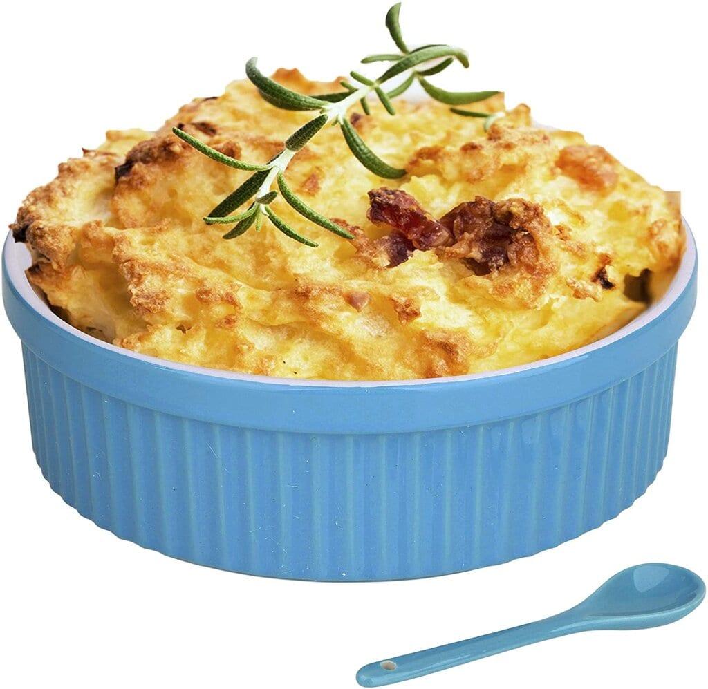 Duido Souffle Dish Ramekin