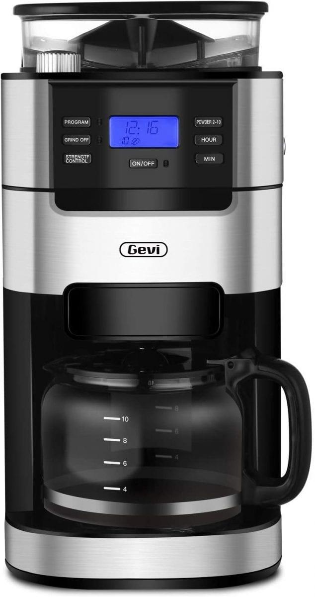 Gevi 10-Cup Drip Coffee