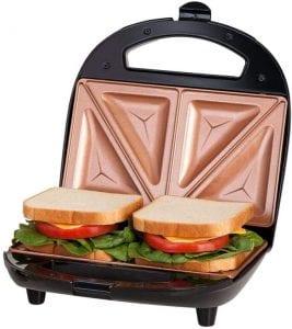 gotham steel electric panini grill