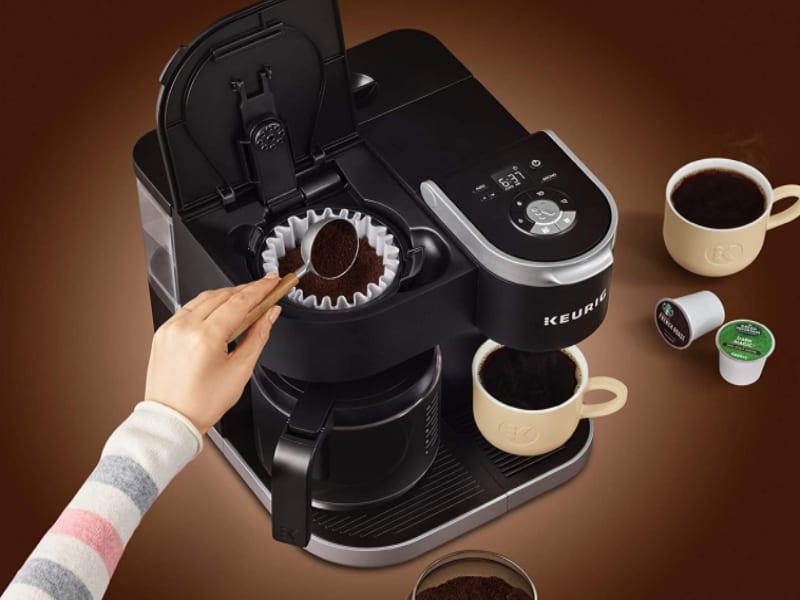 Keurig K Duo Review: The Dual Coffee Maker