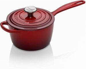 Le Creuset Enameled Cast Iron Signature Saucepan