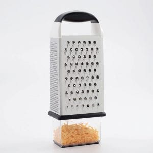 oxo-good-grips-box grater with container