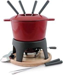 swissmar fondue set