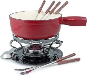swissmar lugano fondue set