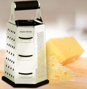 utopia kitchen cheese grater
