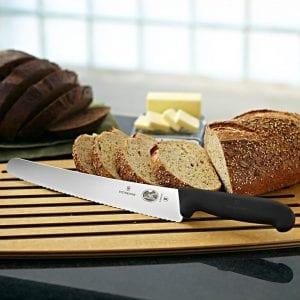 victorinox swiss army serrated bread knife
