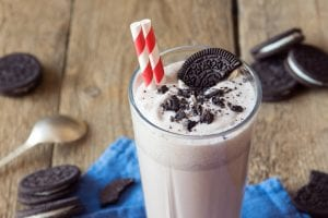 Cookies and Cream Milkshake Recipe