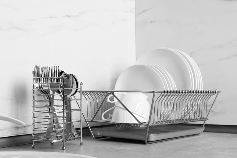 12 Best Dish Drying Racks For Your Kitchen This 2021