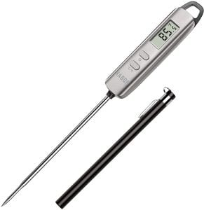 Habor 022 Digital Instant-Read Thermometer, with protective sheath