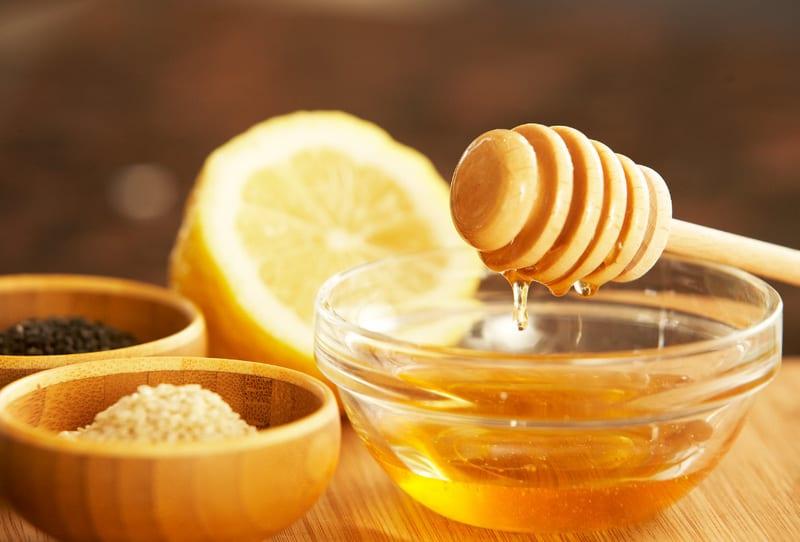 Vinegar, Lemon, and Honey