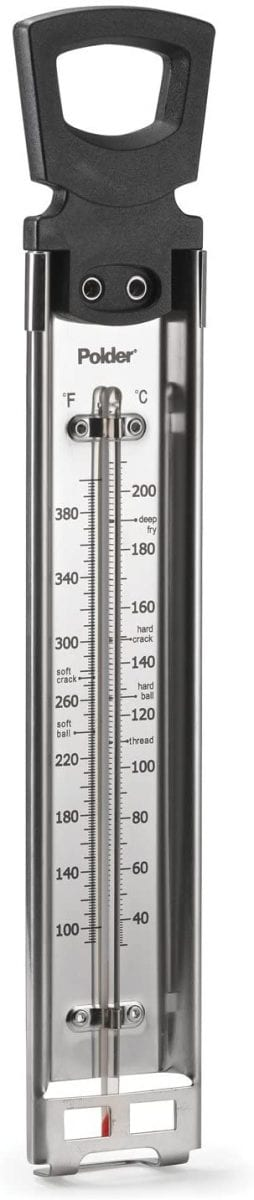 Polder Candy/Jelly/Deep Fry Thermometer