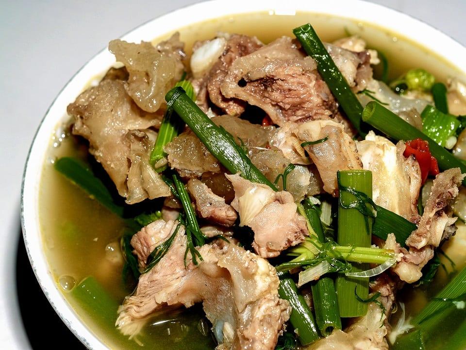 Pork Sinigang (Filipino Pork Stew) Recipe