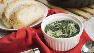Ruth's Chris Creamed Spinach Recipe (Copycat)