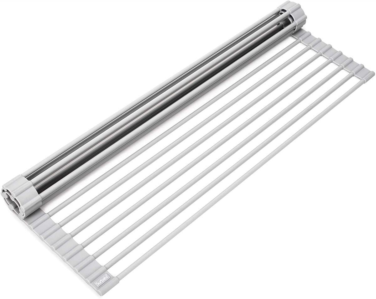 Surpahs Roll-up Dish Rack