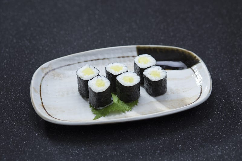What Is Oshinko? Learn All About It and How To Make Oshinko Roll