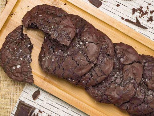 flourless cocoa cookies recipe