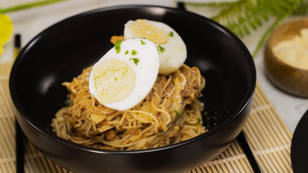 Spicy Tuna Pasta Recipe