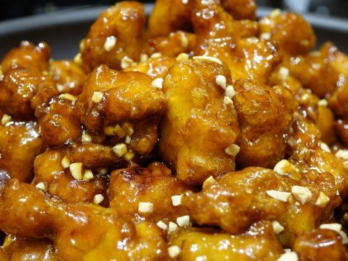 gluten free sesame chicken recipe