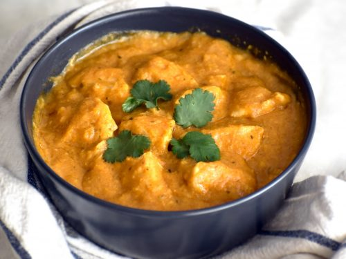Mughlai Chicken Curry