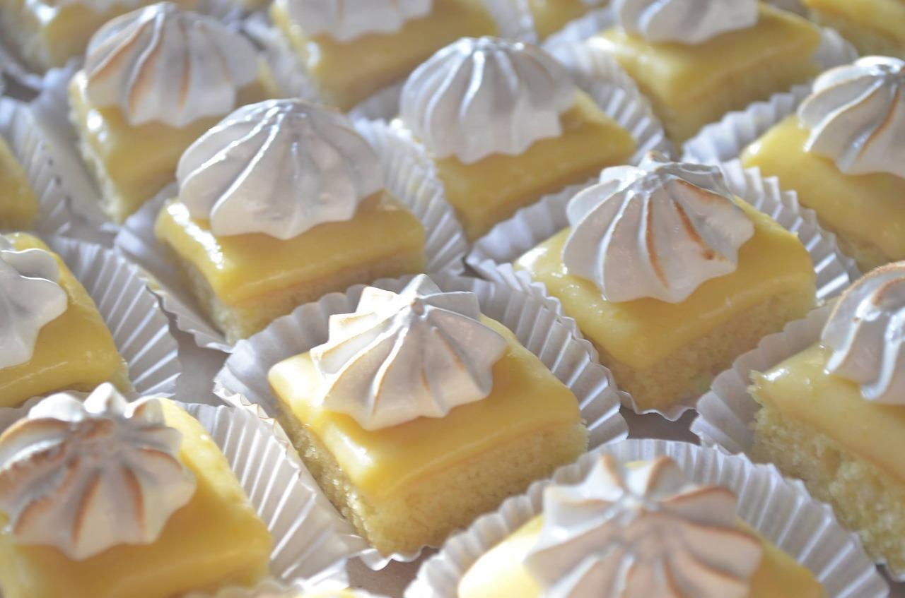 Lemon Sheet Cake Recipe