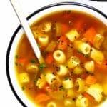 pepperoncini chicken noodle soup recipe