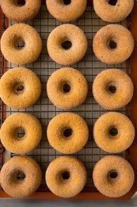Pumpkin Doughnut Recipe