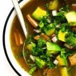 salsa verde steak soup recipe