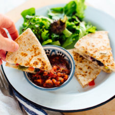 10-Minute Quesadillas Recipe