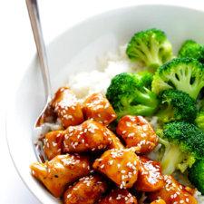 Quick and Easy Teriyaki Chicken Recipe