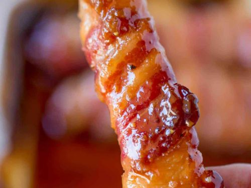 bacon brown sugar chicken tenders recipe