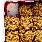 blueberry bars recipe
