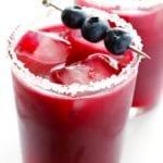 blueberry margaritas recipe