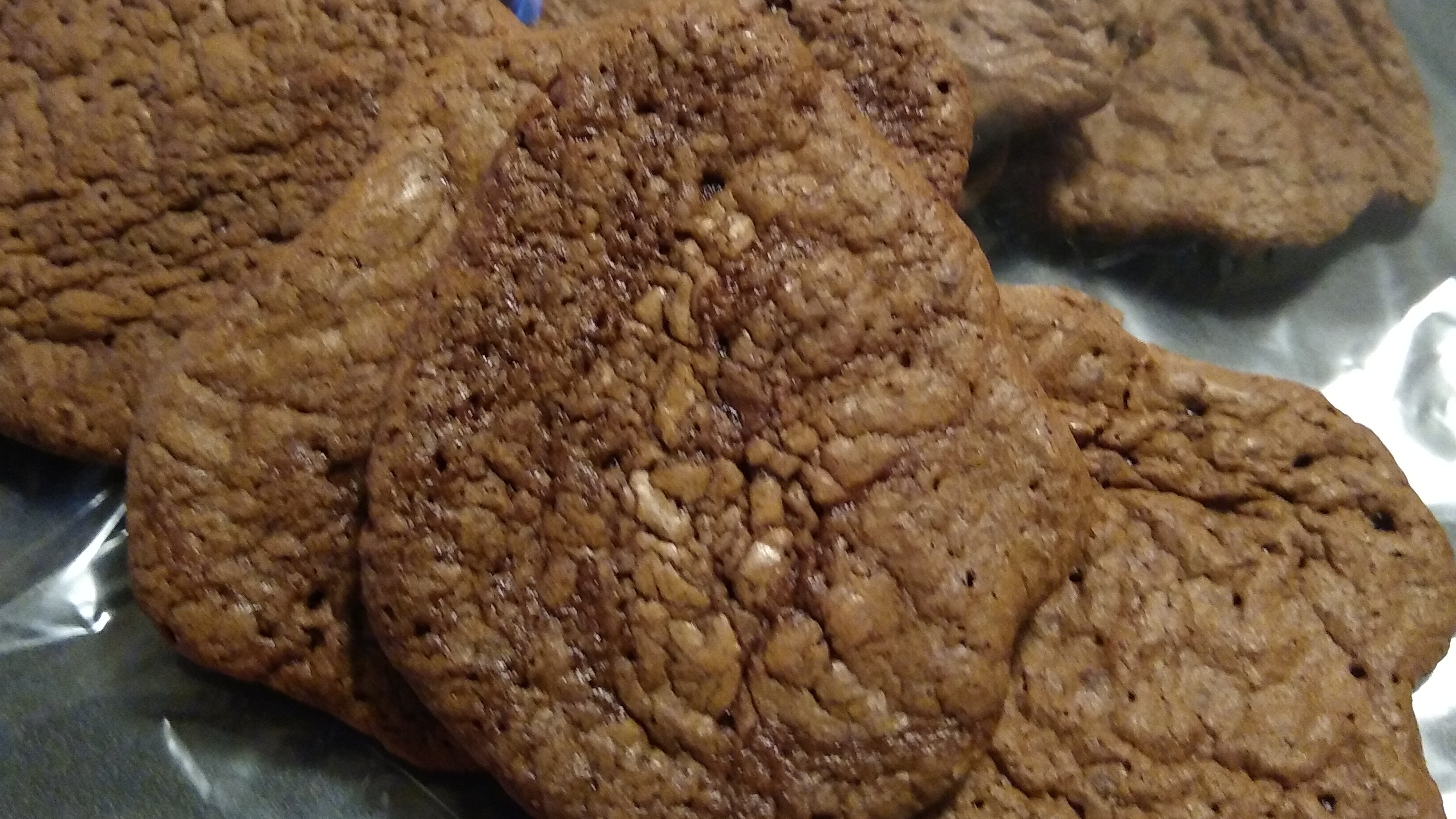 Brownie Cookies From Jiffy Box Mix Recipe