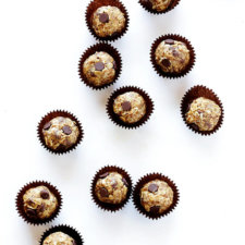 Cashew Dark Chocolate Energy Bites Recipe