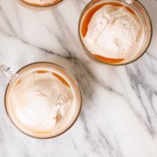 Chai Affogato with Ice Cream Recipe