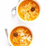 chai butternut squash soup recipe