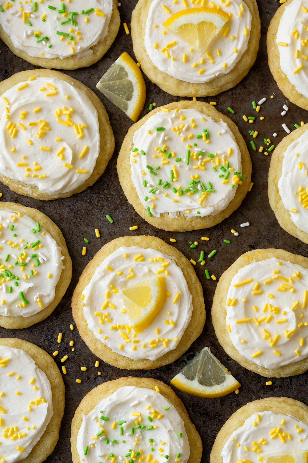 Chewy Lemonade Sugar Cookies Recipe