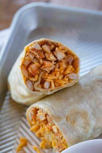 Chicken Burrito Recipe