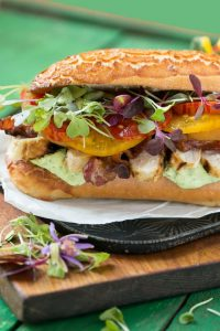 Chicken Club Sandwich Recipe