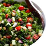 chopped kale greek salad recipe