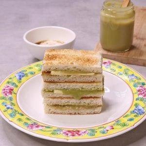Malaysian Coconut Jam (Kaya) Recipe