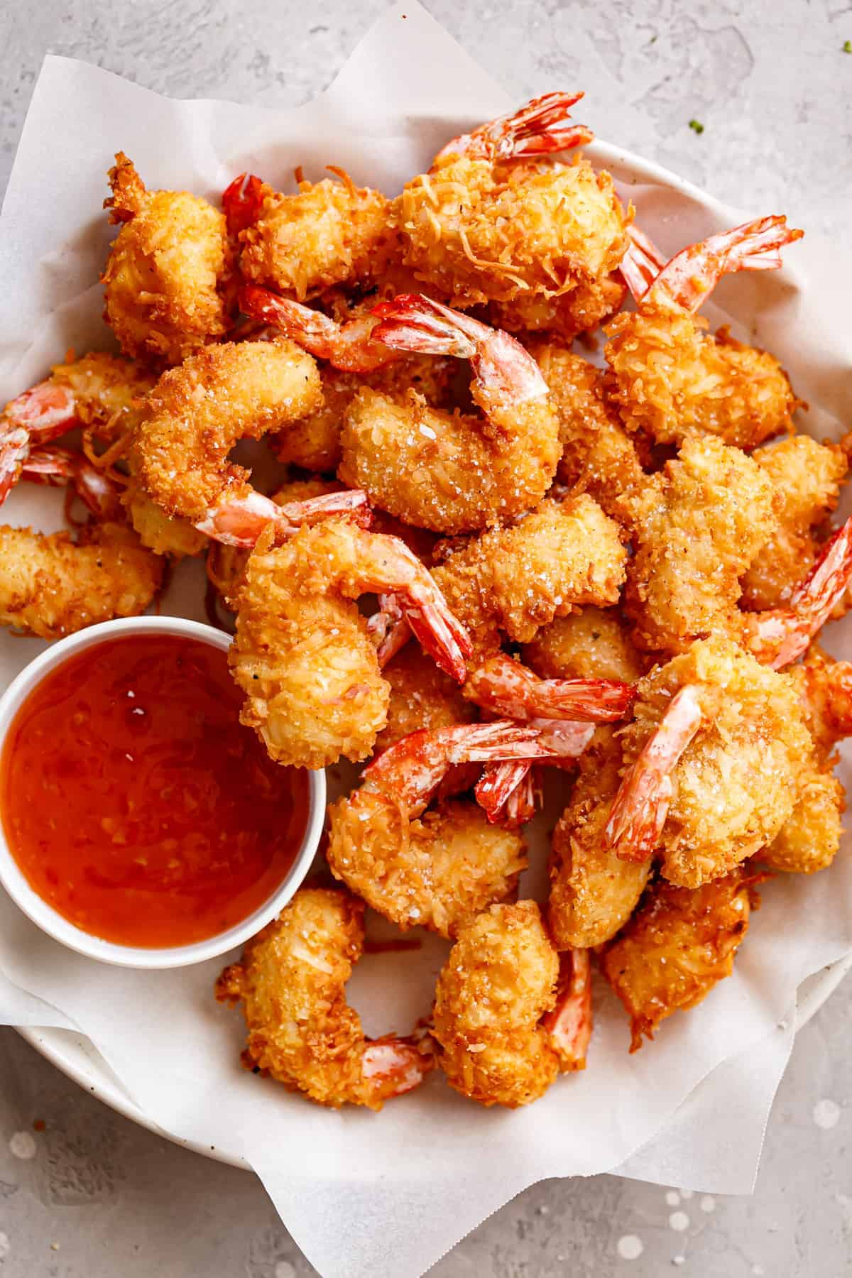 Coconut Shrimp with Mango Habanero Sauce Recipe