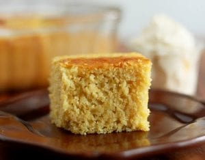 Cornbread and Whipped Honey Butter Recipe