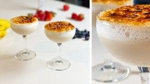 Crème Brûlée Cocktail Recipe