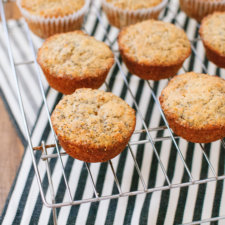 Double Lemon Poppy Seed Muffins Recipe