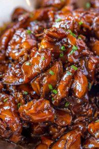 Easy Bourbon Chicken Recipe