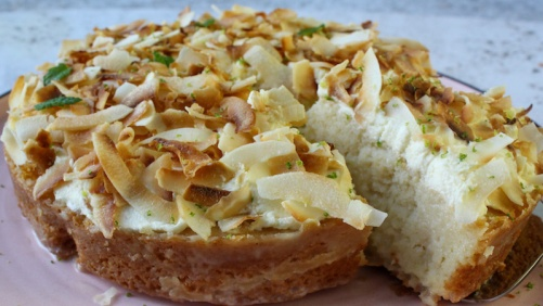 Easy Coconut-Lime Tres Leches Cake Recipe